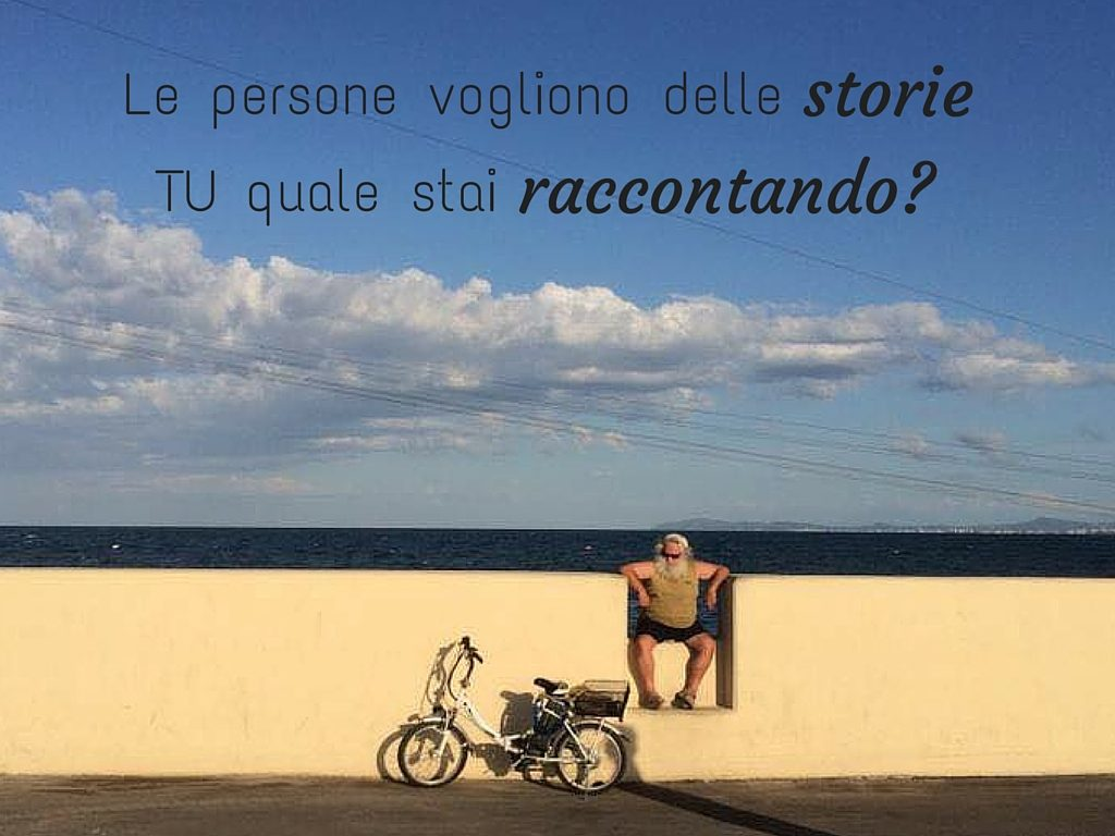 raccontare storie